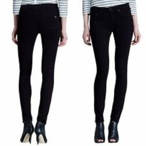 Rag & Bone The Legging Super Skinny Low Rise Jean